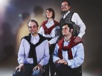 Awkward Family Quartet Claire